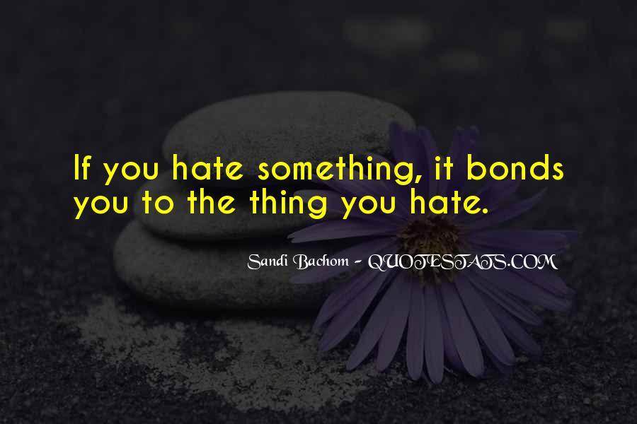 Sandi Bachom Quotes #1388904