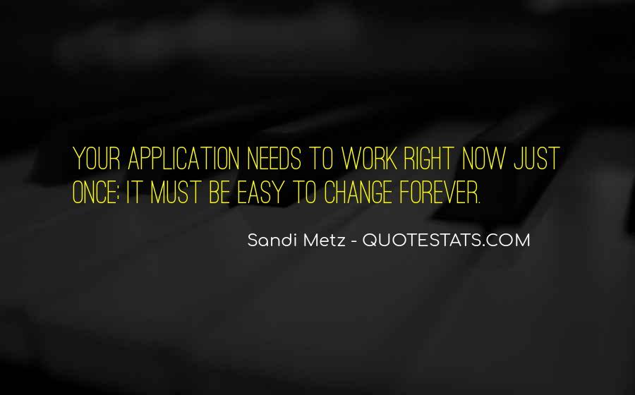 Sandi Metz Quotes #1548848
