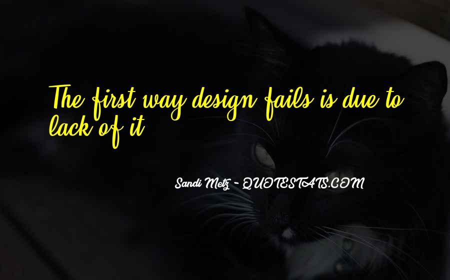 Sandi Metz Quotes #1646164
