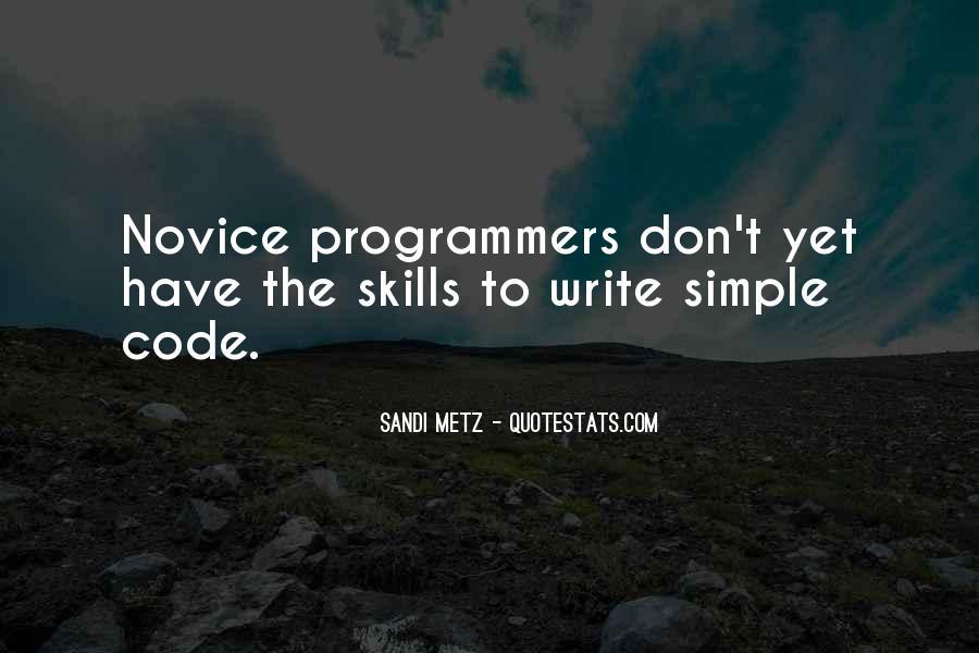 Sandi Metz Quotes #253945