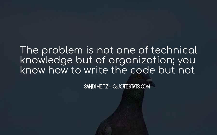 Sandi Metz Quotes #970995