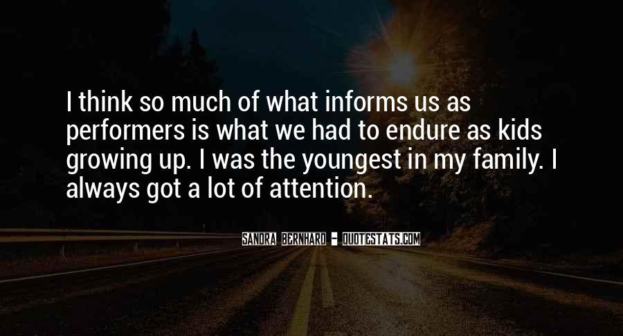 Sandra Bernhard Quotes #1152200
