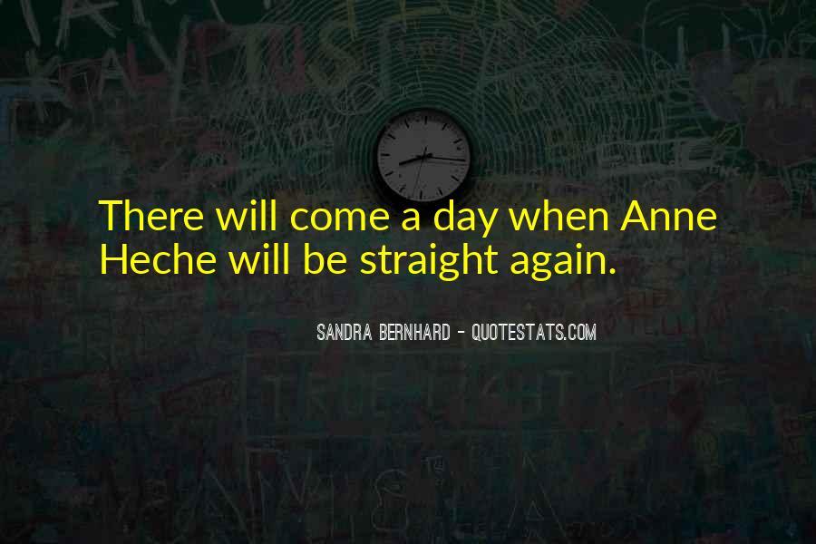 Sandra Bernhard Quotes #1180081