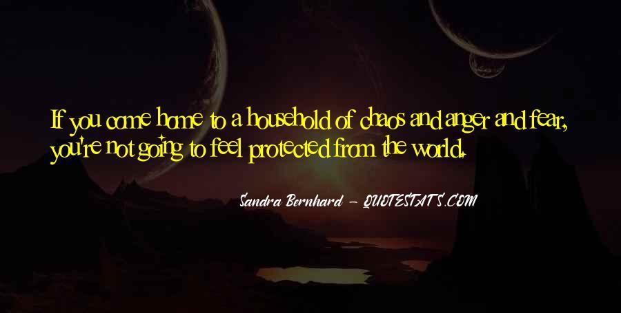 Sandra Bernhard Quotes #1206053