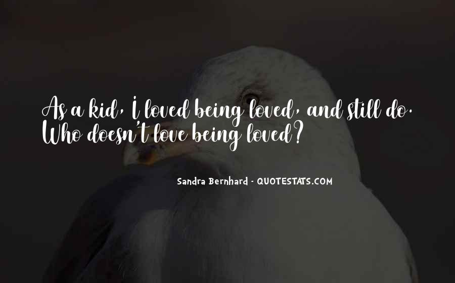 Sandra Bernhard Quotes #1393962