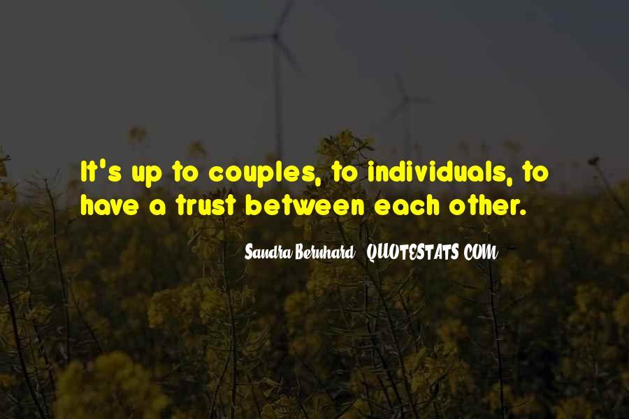 Sandra Bernhard Quotes #1399755