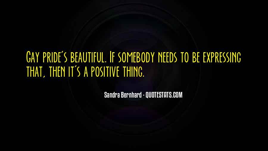 Sandra Bernhard Quotes #1417069