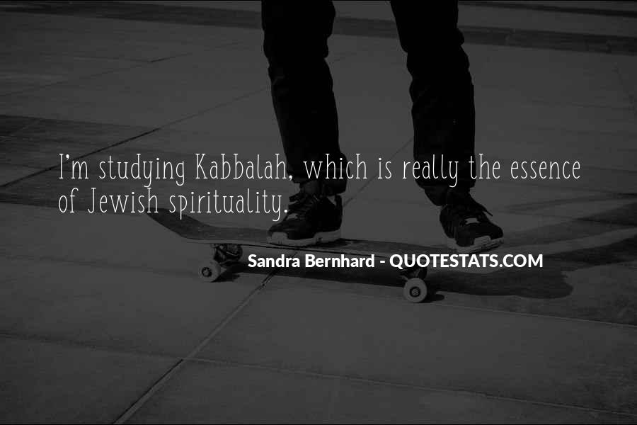 Sandra Bernhard Quotes #1670442