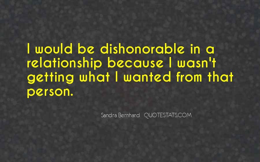 Sandra Bernhard Quotes #167225