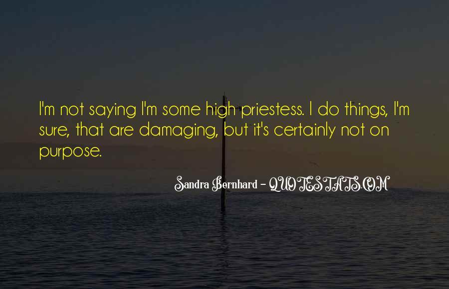 Sandra Bernhard Quotes #1758731