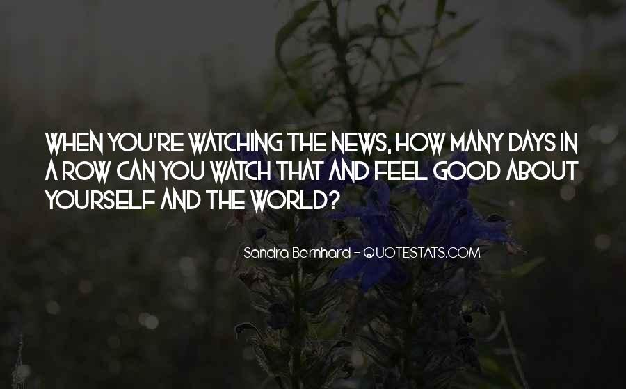 Sandra Bernhard Quotes #223416