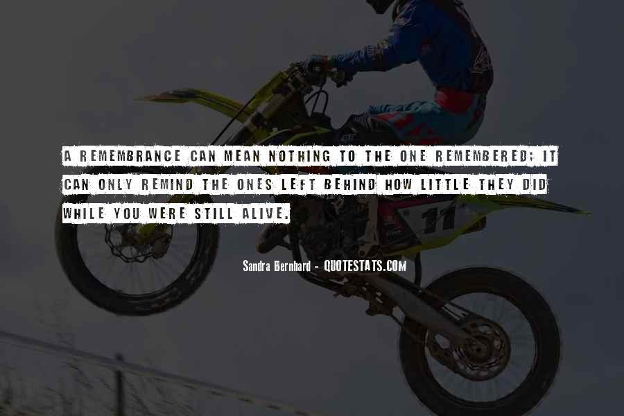Sandra Bernhard Quotes #230032