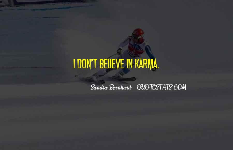 Sandra Bernhard Quotes #270081