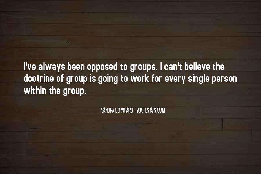 Sandra Bernhard Quotes #343370
