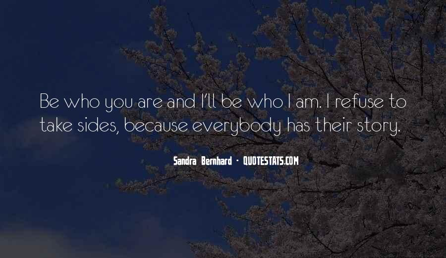 Sandra Bernhard Quotes #351838