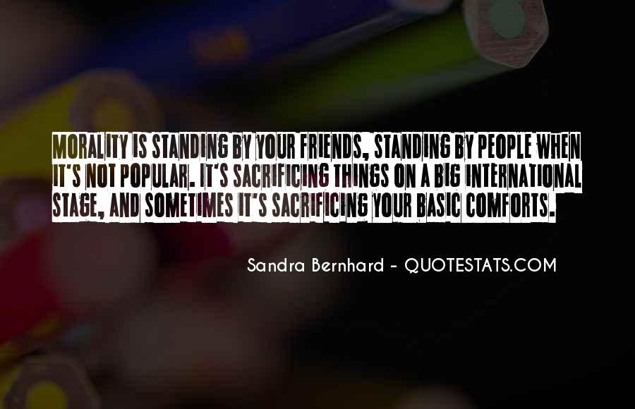 Sandra Bernhard Quotes #40840