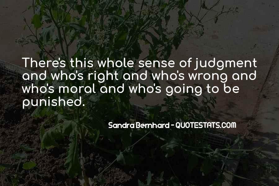 Sandra Bernhard Quotes #423676