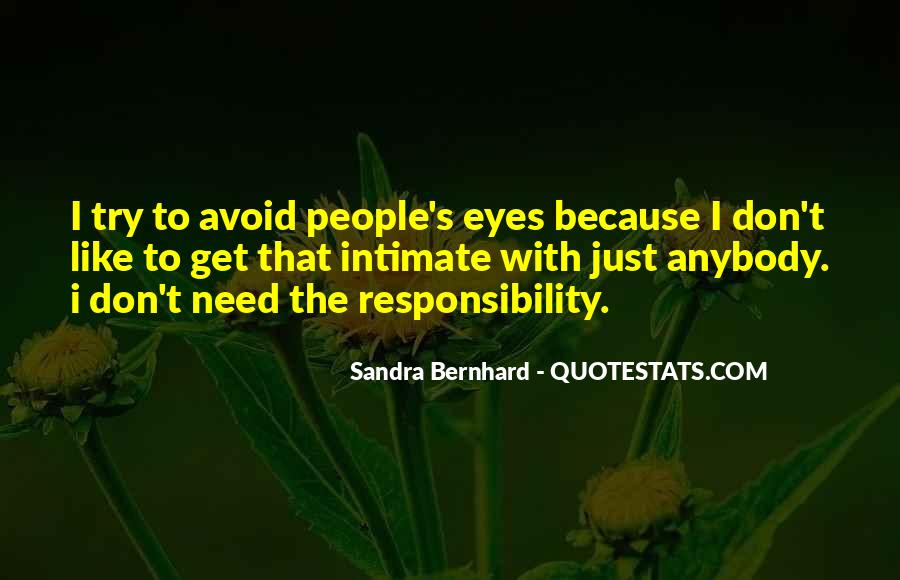 Sandra Bernhard Quotes #425393