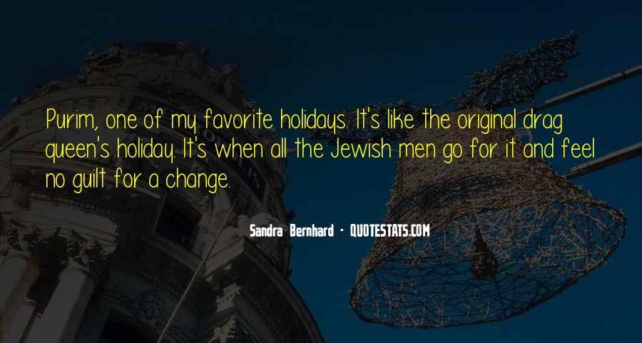 Sandra Bernhard Quotes #449327