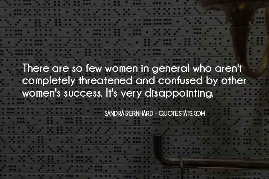 Sandra Bernhard Quotes #455320