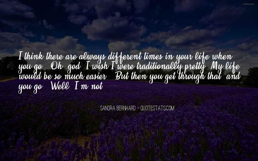 Sandra Bernhard Quotes #471402