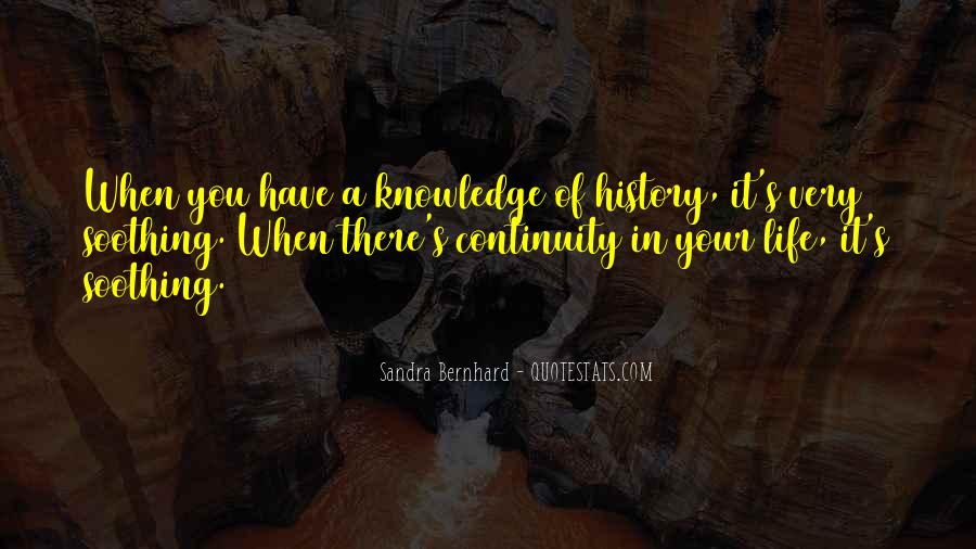 Sandra Bernhard Quotes #484839