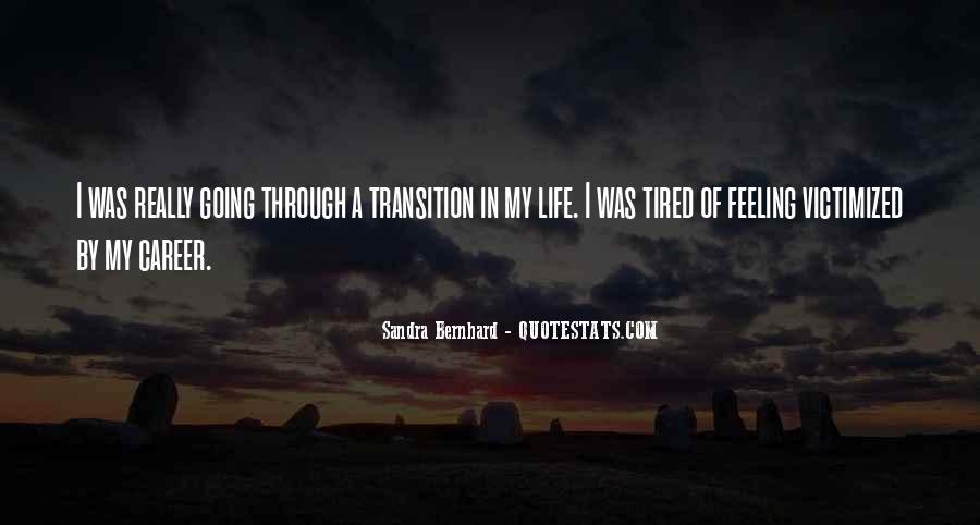 Sandra Bernhard Quotes #570914