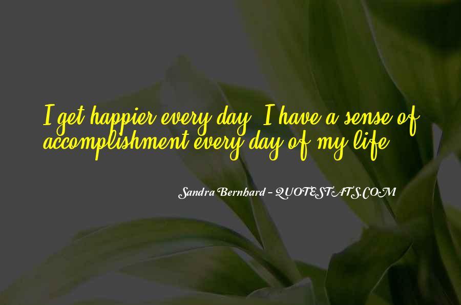 Sandra Bernhard Quotes #650179