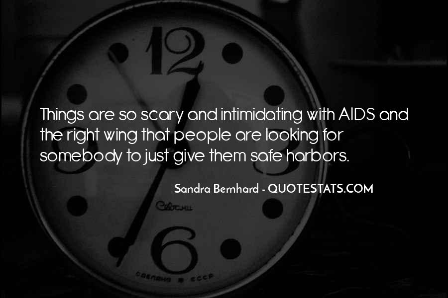 Sandra Bernhard Quotes #780734