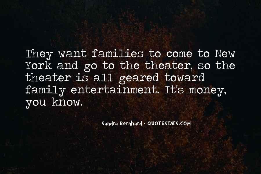 Sandra Bernhard Quotes #859988