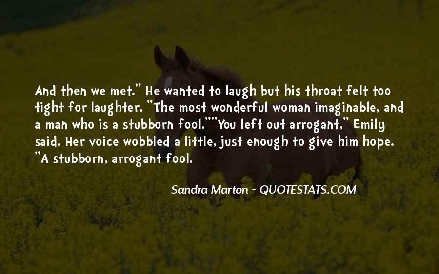 Sandra Marton Quotes #352963