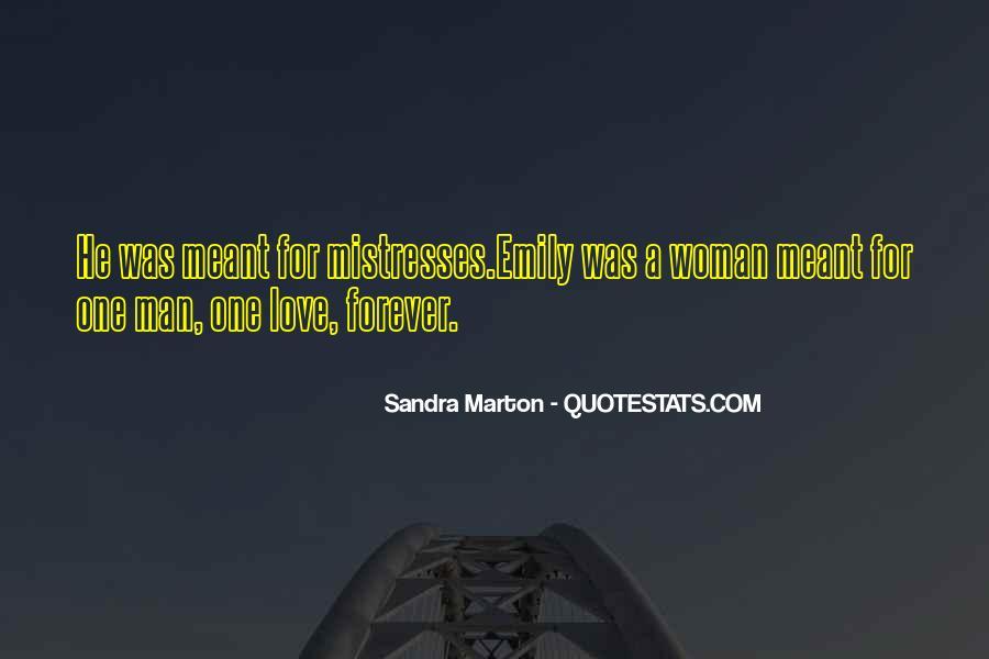 Sandra Marton Quotes #468784