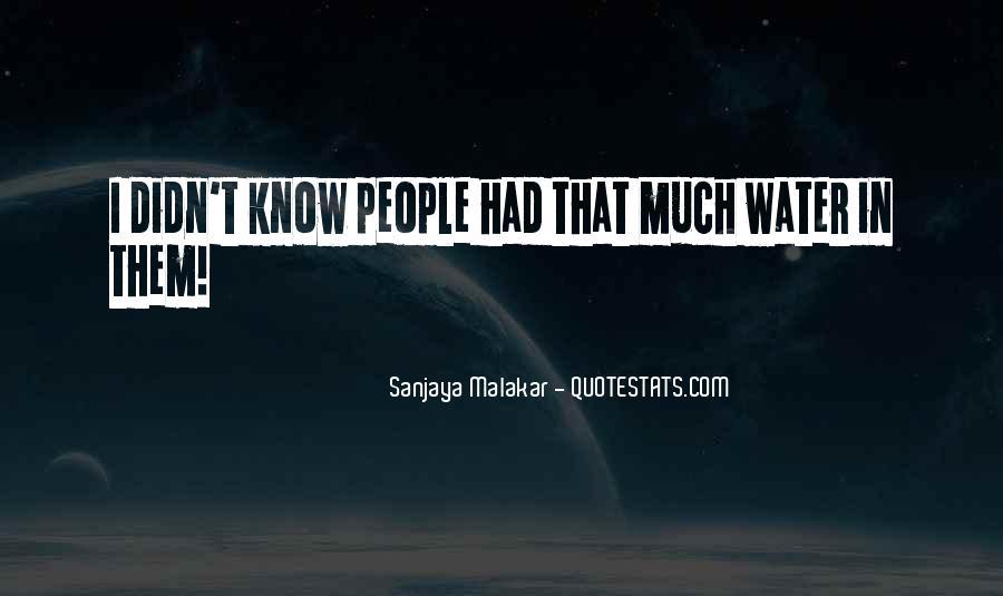 Sanjaya Malakar Quotes #1332015