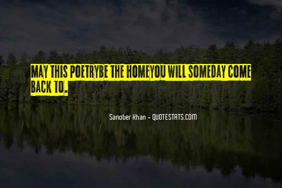 Sanober Khan Quotes #1010886