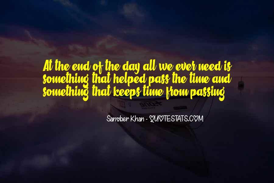 Sanober Khan Quotes #119440