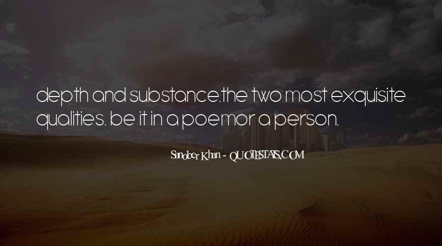 Sanober Khan Quotes #1272977
