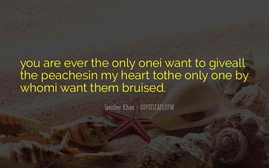 Sanober Khan Quotes #1332308
