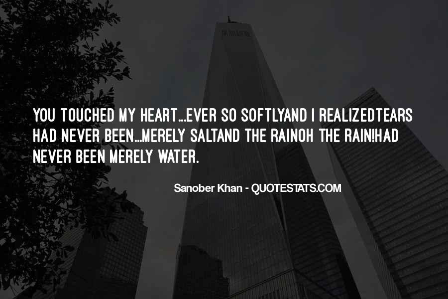 Sanober Khan Quotes #1422225
