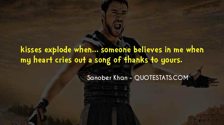 Sanober Khan Quotes #1430772