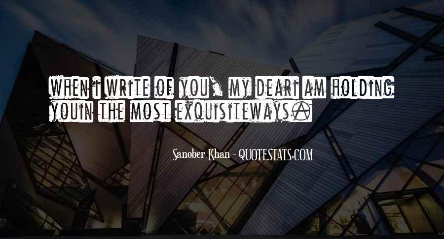 Sanober Khan Quotes #1732609