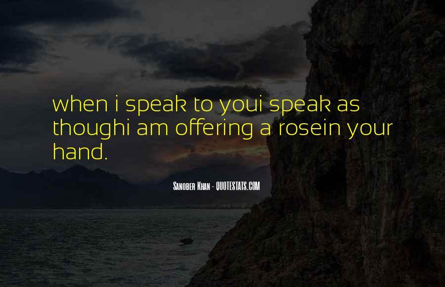 Sanober Khan Quotes #229032