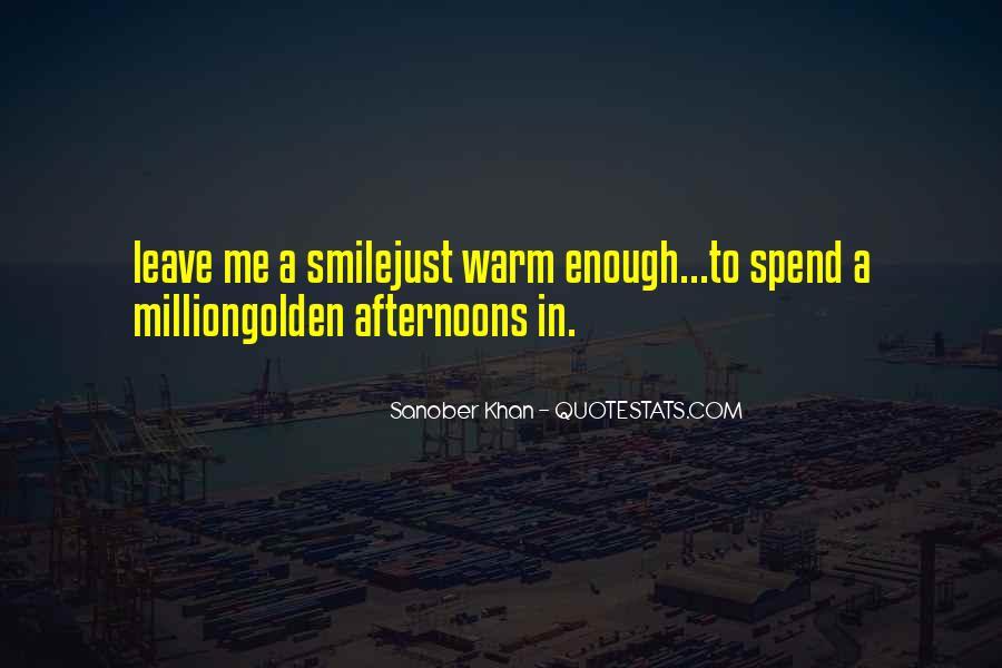 Sanober Khan Quotes #250826