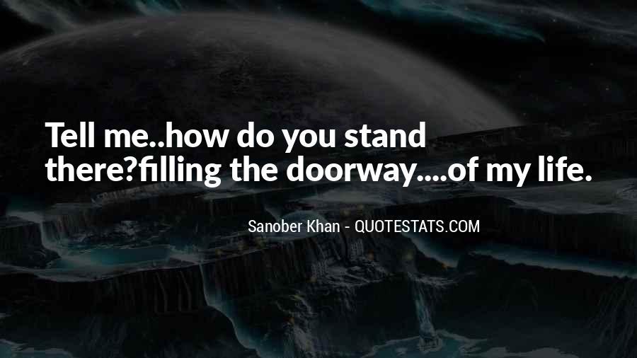 Sanober Khan Quotes #300807
