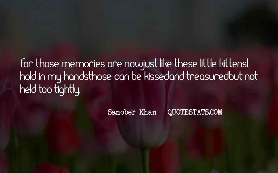 Sanober Khan Quotes #303045