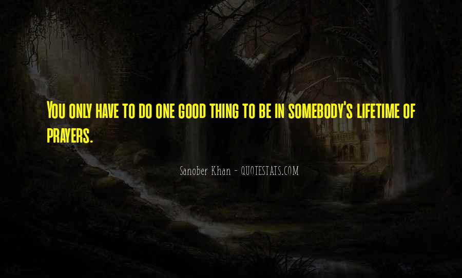 Sanober Khan Quotes #364352