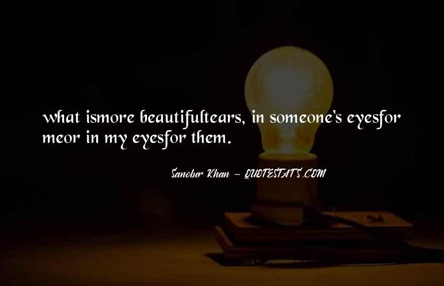 Sanober Khan Quotes #377387