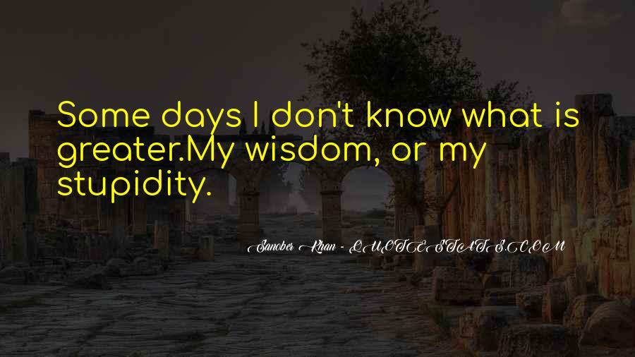 Sanober Khan Quotes #397924