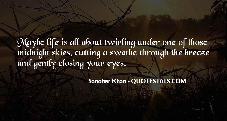 Sanober Khan Quotes #444405