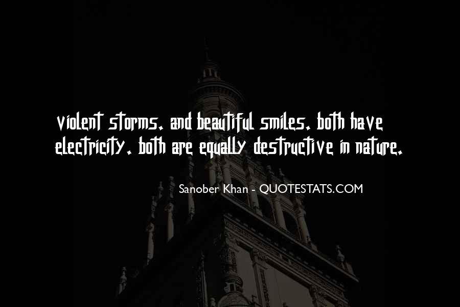 Sanober Khan Quotes #595771