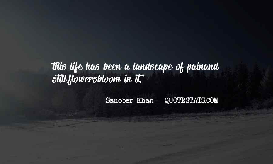 Sanober Khan Quotes #7917